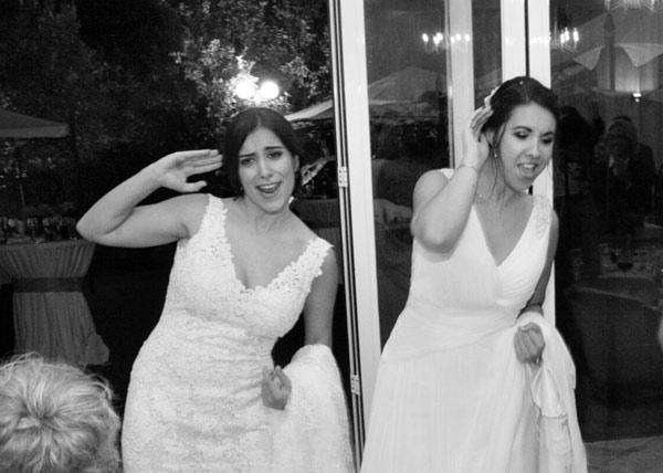 Reportaje fotógrafo de bodas Málaga Zaida y Celia