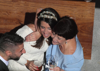 Foto de boda en Málaga - Abrazo