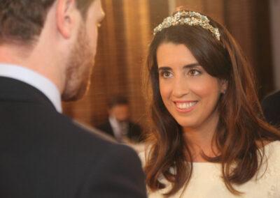 Reportaje de boda Ainhoa Foto blanco y negro - Fotógrafo de bodas Carlos Lancha 9